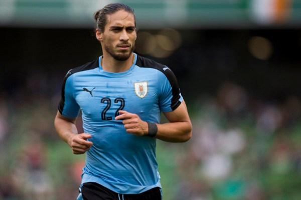 Martin Caceres, Source- Getty Images
