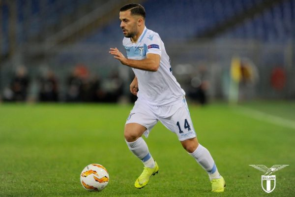 Riza Durmisi, Source- Official S.S.Lazio