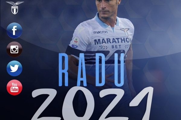 Stefan Radu, Source- Official S.S.Lazio