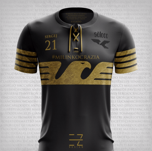 Gold and Black String Kit, EZ Design