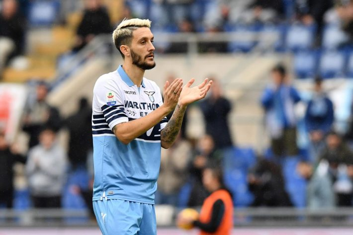Luis Alberto for Lazio, Source- Gianluca Di Marzio