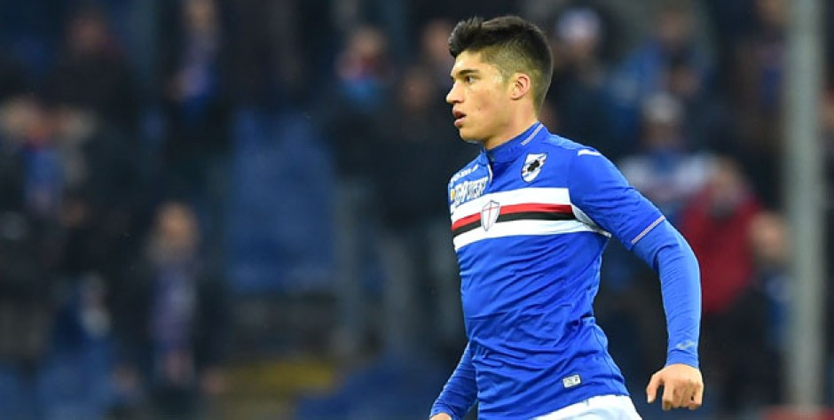 Joaquin Correa, Source - UC Sampdoria