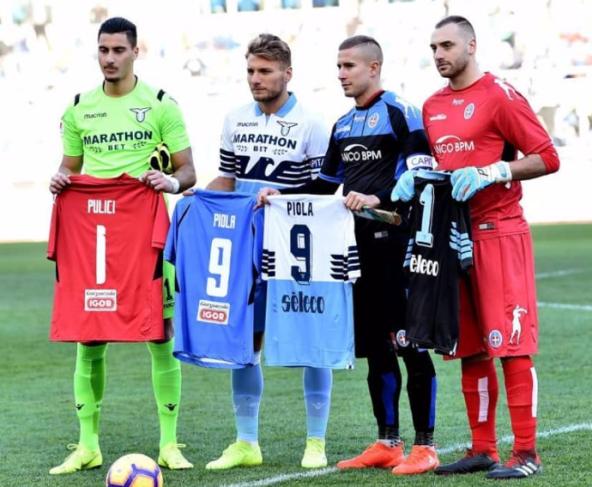 Lazio vs Novara Coppa Italia