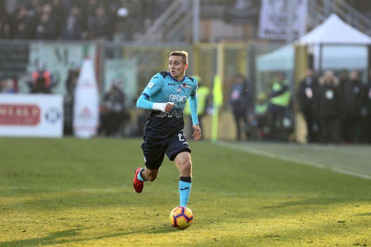 Timothy Castagne of Atalanta Bergamasca Calcio