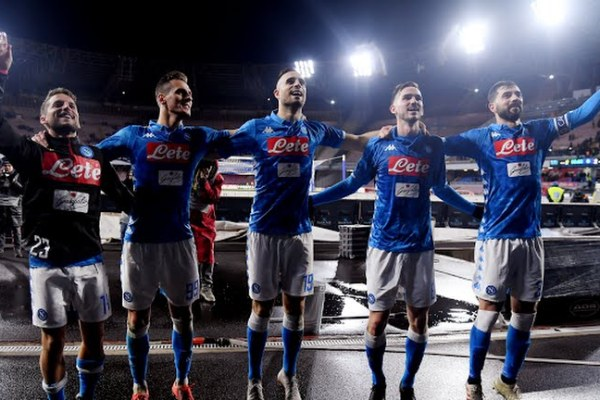 Napoli, Source- Getty Images
