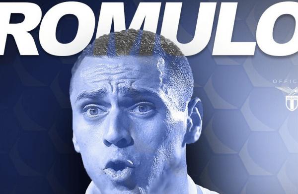 Romulo - Source: Official SS Lazio