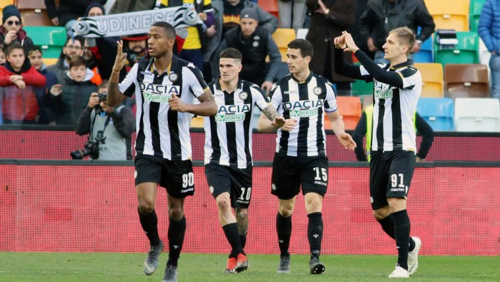 Udinese, Source- Getty Images