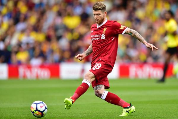 Alberto Moreno, Source- Getty Images