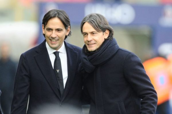 Simone and Filippo Inzaghi, Source- GettyImages