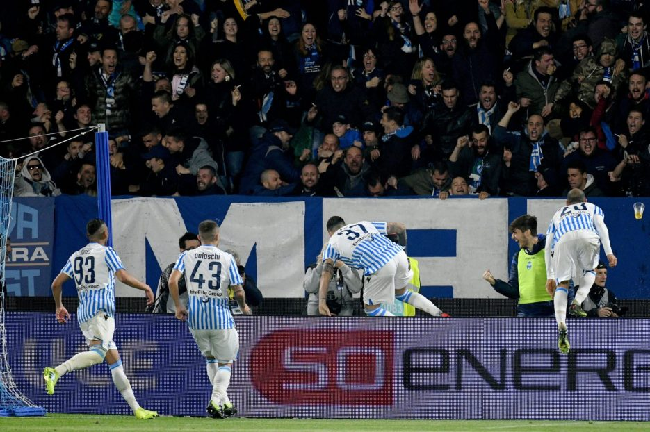 Image result for spal vs lazio photos