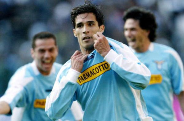 Bernardo Corradi at Lazio, Source: LazioChannel