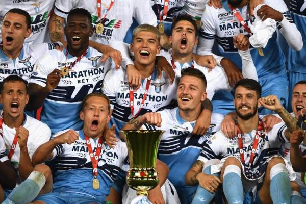 Lazio and the Coppa Italia, Source- SuperSport