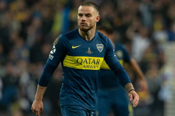 Nahitan Nandez, Source- AS English - Diario AS