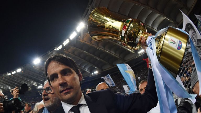 Simone Inzaghi, Source- Jersey Peeps