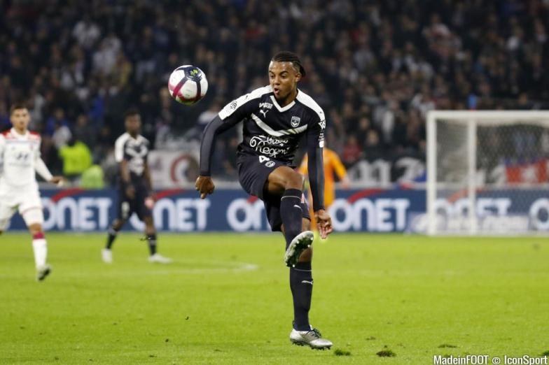 Jules Kounde - Bordeaux