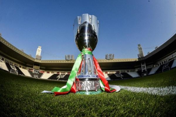 Supercoppa Italiana, Source- ItaSportPress