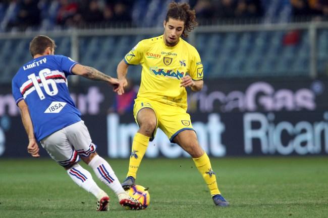 Sofian Kiyine, source: Calcioweb.eu