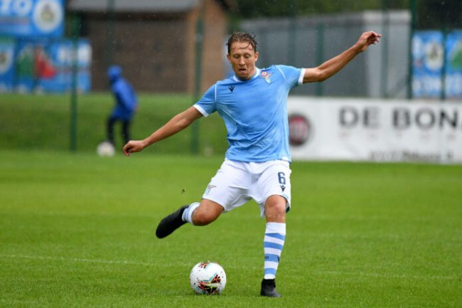 Lucas Leiva in Auronzo / Getty Images