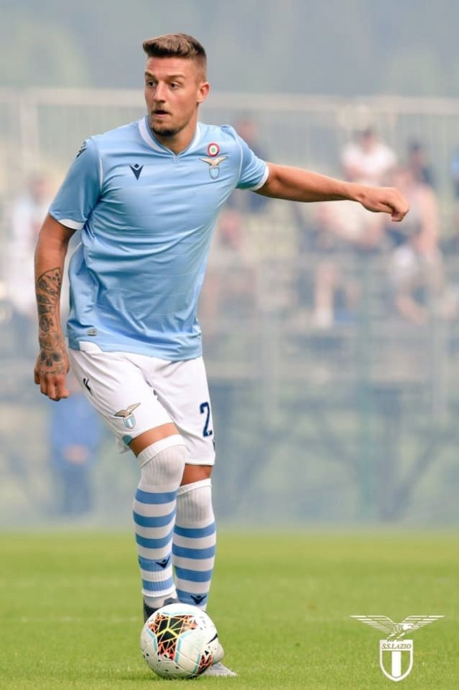 Sergej Milinkovic-Savic, Source- Official S.S.Lazio