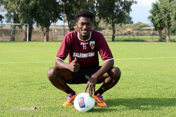 Diomandè Yann Cedric Gondo, Source- Official US Salernitana 1919