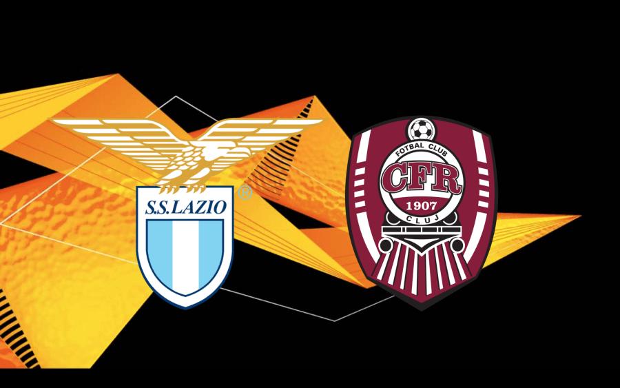 Lazio vs Cluj, Designed by @S_K_MOORE