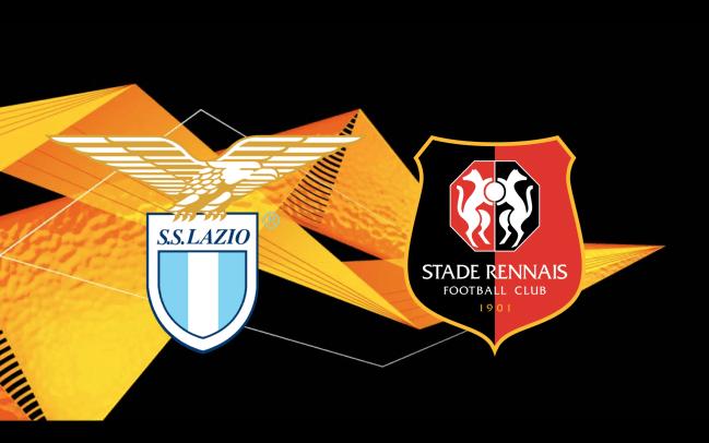 Lazio vs Rennes, Designed by @S_K_MOORE