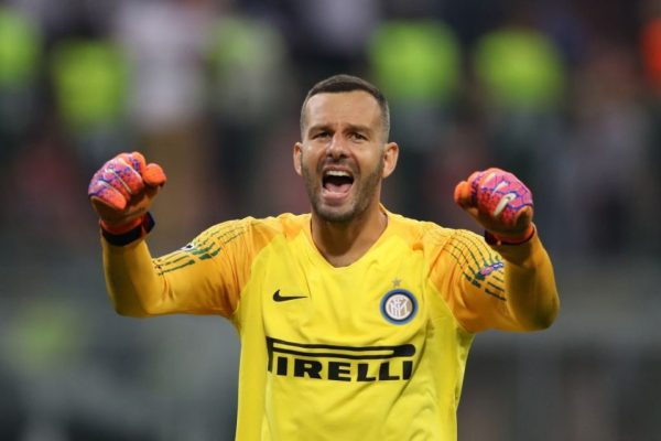 Samir Handanovic - Source - SempreInter