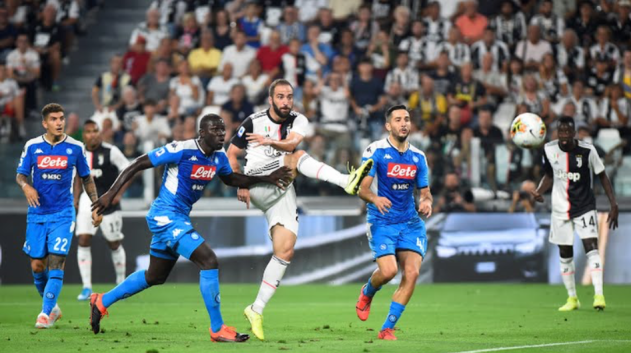 Juventus vs Napoli, Source- Getty Images