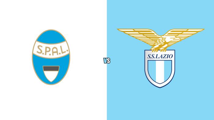 Spal vs Lazio