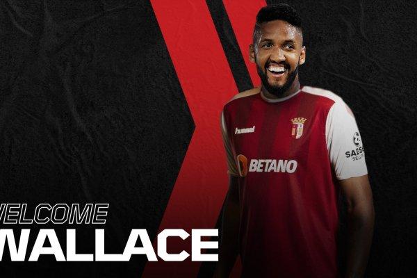 Wallace, Source- SC Braga Oficial
