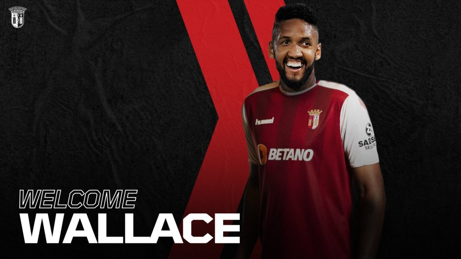 Wallace, Source-  SC Braga Oficial