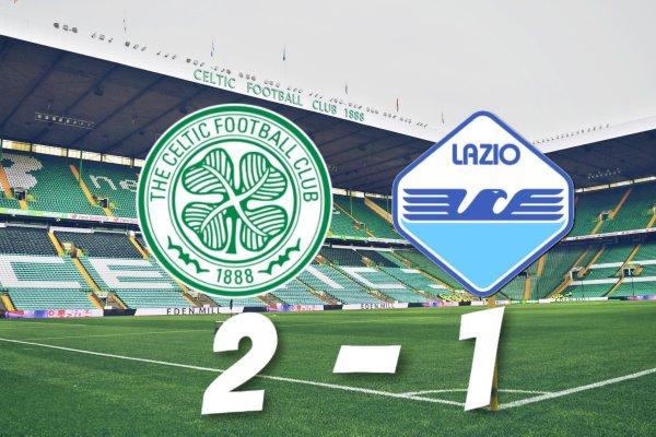 Celtic vs Lazio, Source- @MattyLewis11