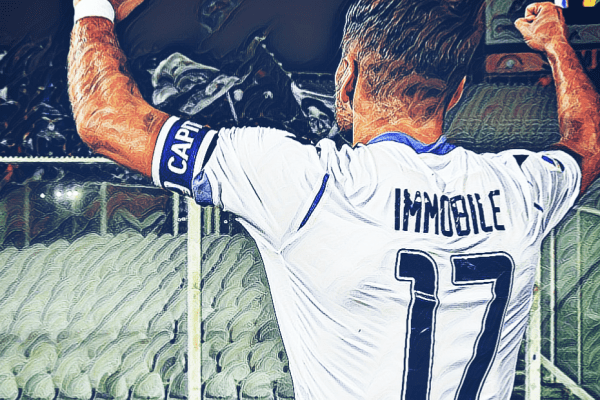 Ciro Immobile, Source- @MattyLewis11