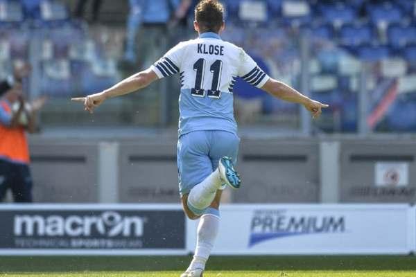 Miroslav Klose, Source- @SportsMole
