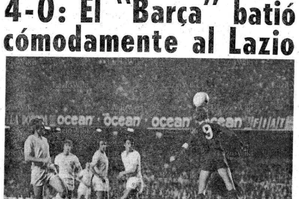 'El Mundo' 11 June 1975, Source- LazioWiki.Org