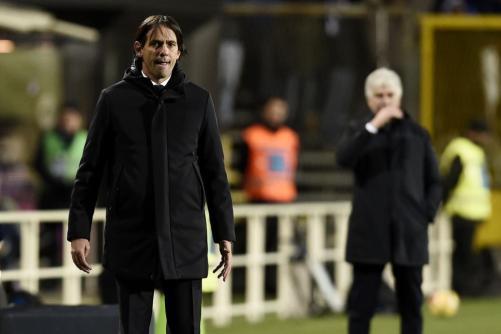 Simone Inzaghi and Gian Piero Gasperini, Source- TuttoMercatoWeb.com