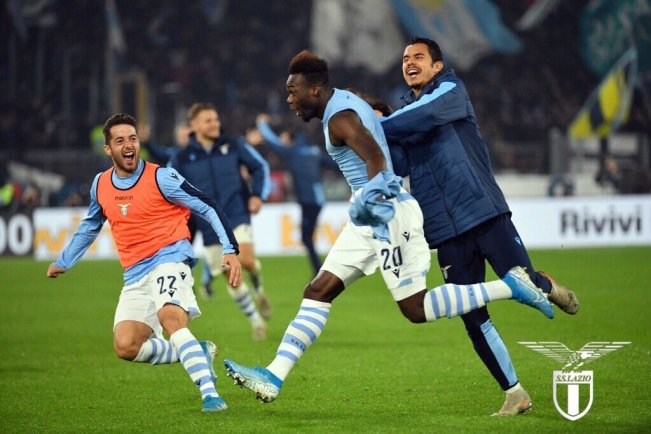 Felipe Caicedo - Source - Official SS Lazio Twitter
