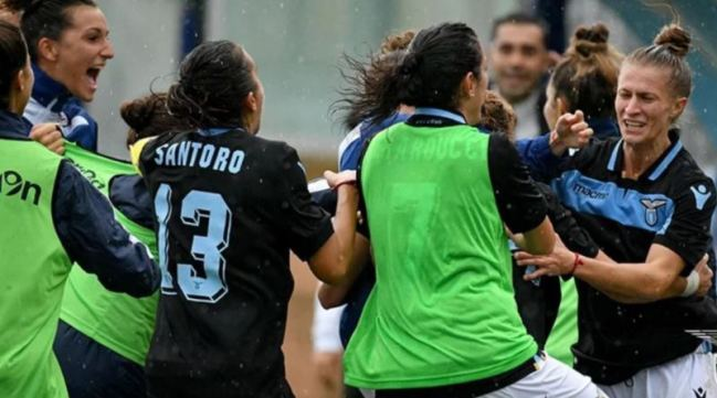 Lazio Women - Source: Noi Biancocelesti