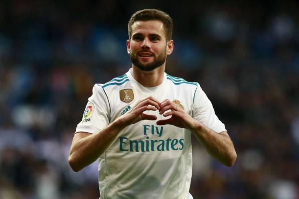 Nacho at Real Madrid - Source - AS