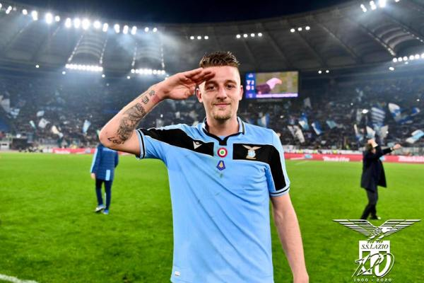 Sergej Milinkovic-Savic, Source - Official S.S. Lazio