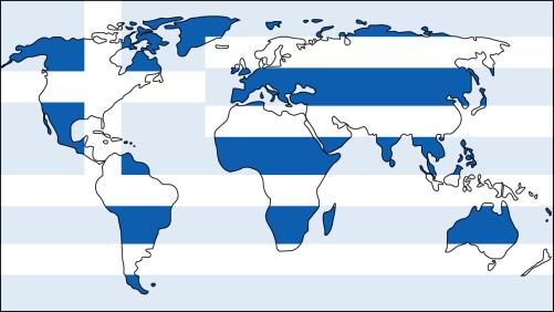 Laziali Worldwide, Greece