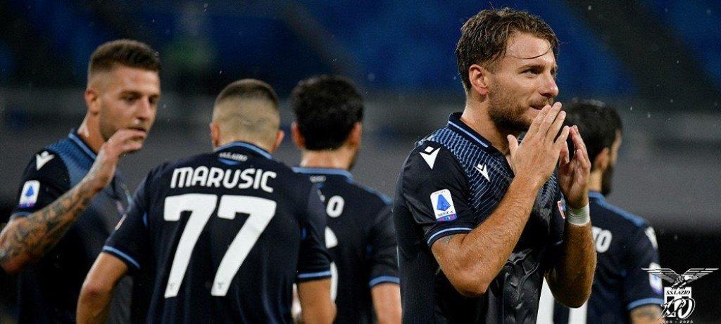 2019/20 Serie A - Matchday 38 - Napoli vs Lazio, Source- Official S.S. Lazio