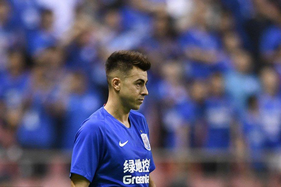Stephan El Shaarawy / Shanghai Shenhua