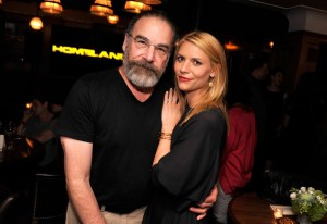 Claire+Danes+Mandy+Patinkin+Private+Reception+ir7VgKW2mprl