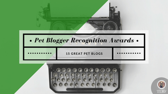 Pet Blogger Recognition Awards by The Lazy Raw Feeder