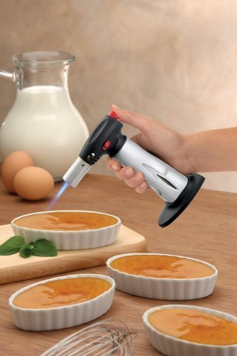 Cool Gadget - Aluminium creme brulee torch
