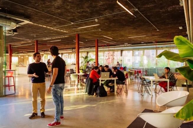 Talent-Garden, spazi di coworking a milano, coworking milano