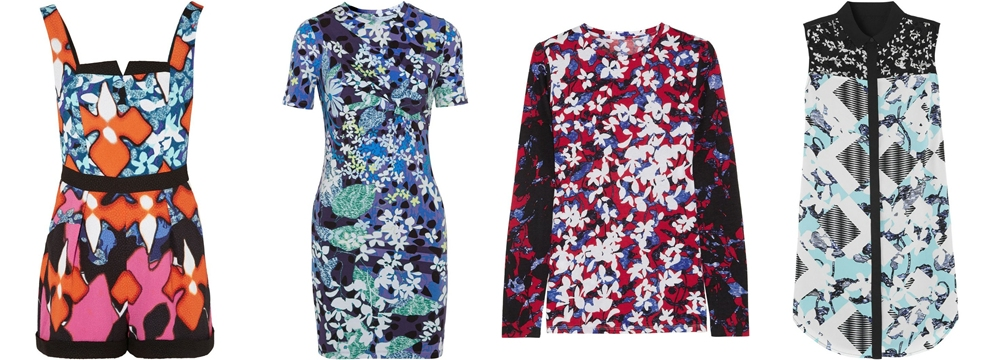 Peter Pilotto Hits Net A Porter, The Target Collaboration