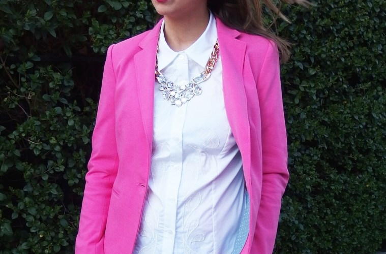 Very Fashion Blogger Embellishment Challenge