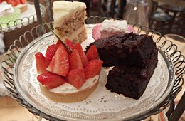 Afternoon Tea at Bill's